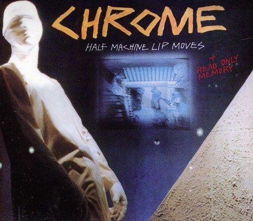 Half Machine Lip Moves ()