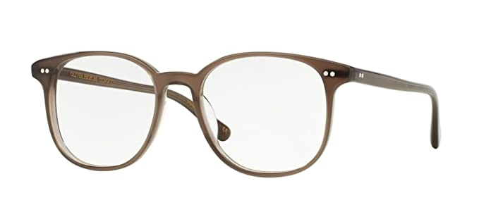 96771748946 Image Unavailable. Image not available for. Color  New Oliver Peoples OV  5277U SCHEYER 1473 TAUPE Eyeglasses