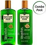 Thicker Fuller Hair Weightless Shampoo & Conditioner Duo Set (12 Oz Each)
