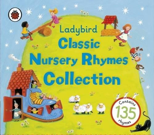 ladybird books nursery rhymes