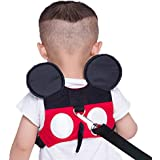 (Red) Baby Safety walking Harness-Child Toddler Anti-lost...