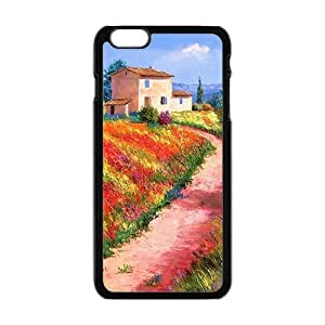 Countryside nature scenery Phone Case for iPhone 6 Plus 5.5""