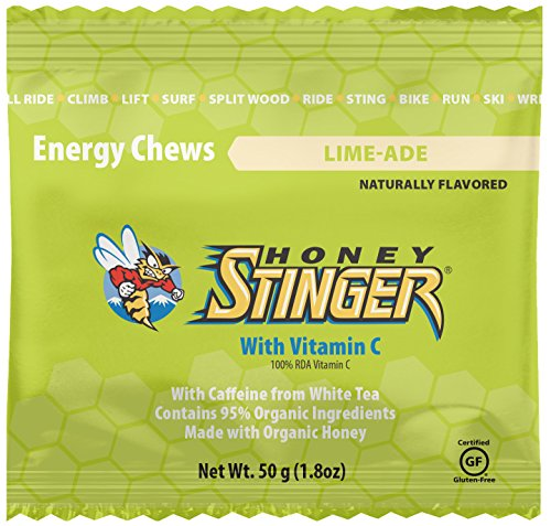 Honey Stinger Energy Limeade Ounces