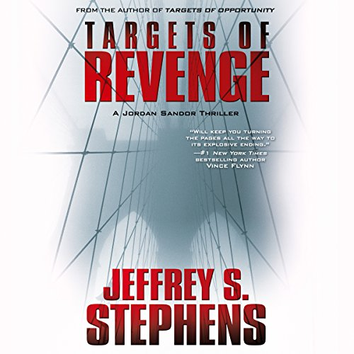 Targets of Revenge: Jordan Sandor, Book 3 by Brilliance Audio