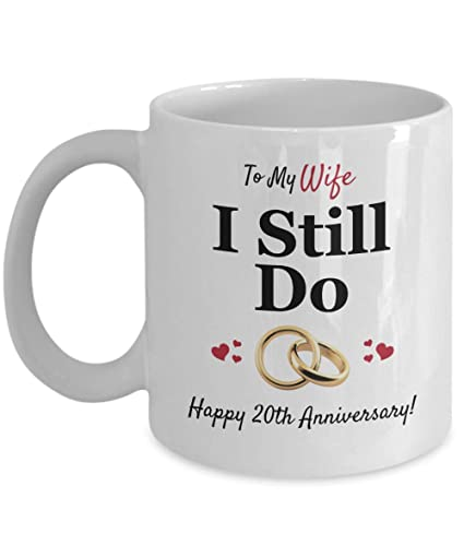 20 year anniversary ideas for her