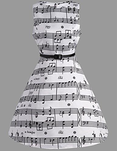 iBaste 2017 Nouvelle robe de ballet robe rockabilly de robe rockabilly