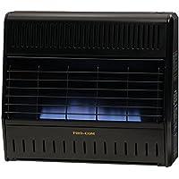 ProCom Dual Fuel Vent-Free Blue Flame Garage Heater - 30,000 BTU by ProCom
