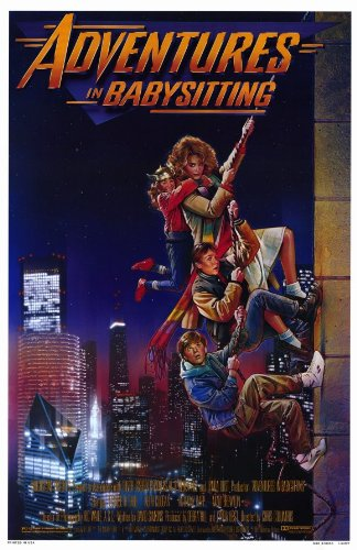 Adventures in Babysitting - Movie Poster - 11 x 17 ()