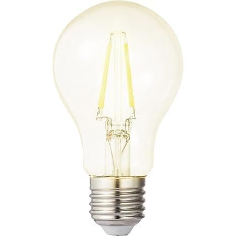 3er Pack E27 - bombilla de 3 watt * de la vendimia de cristal de todo tipo de foco de alta potencia filament Bombilla LED.