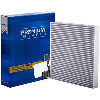 VW Cabin Air Filter Premium Carbon OEM #1k1819653A