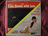 Ian Fleming's Theme From Russia With Love, The Pink Panther, Plus Other Movie Hits