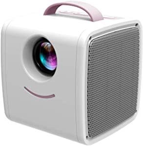 Portable Mini Projector LED Micro Projector Home Party Meeting Theater Projector,Support USB/SD Card/HD-MI