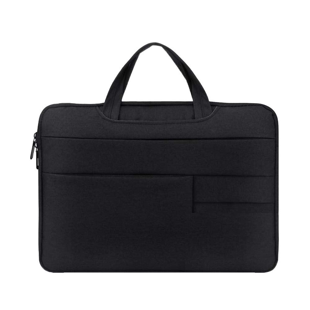 Business Style Fashionable Laptop Notebook Sleeve Case Carry Bag Shockproof Handbag Suitable for MacBook