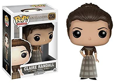 Claire Randall Funko Pop! Vinyl Bobble Head Figure #250 by Outlander