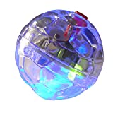 Ethical Spot LED Motion Activated Cat Ball