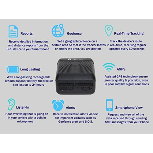 Meitrack TC68S OBDII GPS Tracker Real-Time Tracking Device