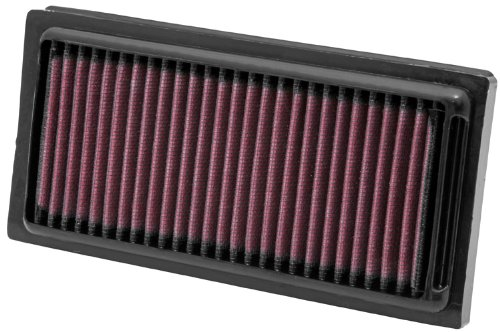 HD-1208 K&N Replacement Air Filter fits HARLEY DAVIDSON XR1200; 08-11 (Powersports Air Filters):