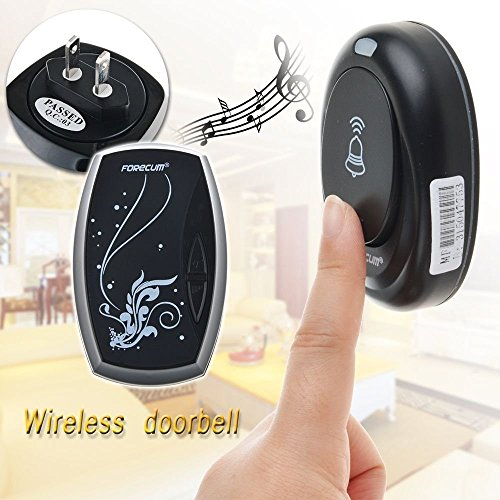 36 Songs Wireless Receiver Remote Control 100M Waterproof