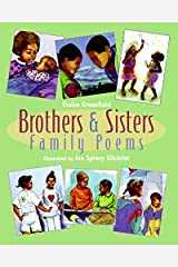 Brothers & Sisters: Family Poems Hardcover