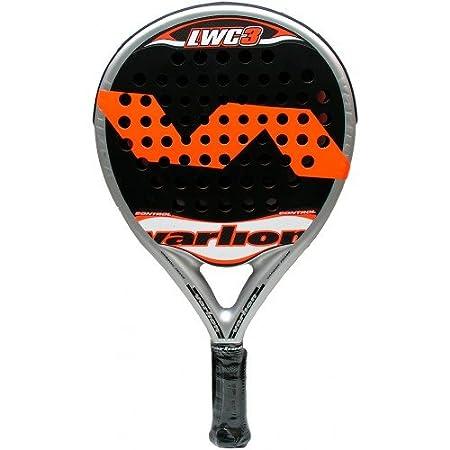 Varlion lethal weapon carbon 3 edición limitada naranja, pala de padel: Amazon.es: Deportes y aire libre