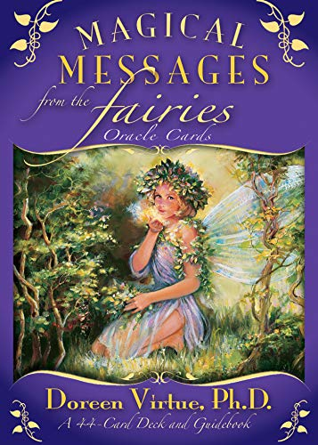 Magical Messages from the Fairies Oracle Cards: A 44-Card Deck and Guidebook ()