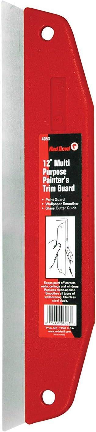 "Red Devil 4053 12/"" Plastic Trim Guard"