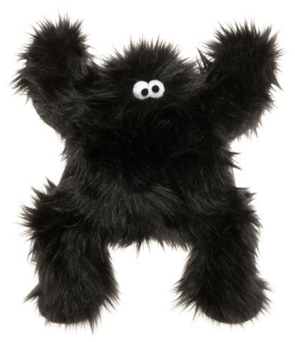 Image of West Paw Design Boogey Squeak Toy - Black