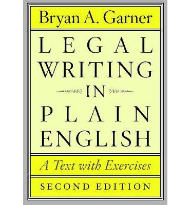 Download [(Legal Writing in Plain English: A Text with Exercises)] [Author: Bryan A. Garner] published on (August, 2013) PDF