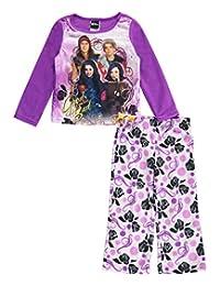 "Disney Descendants Little Girls' ""Good is the New Bad"" 2-Piece Pajamas"