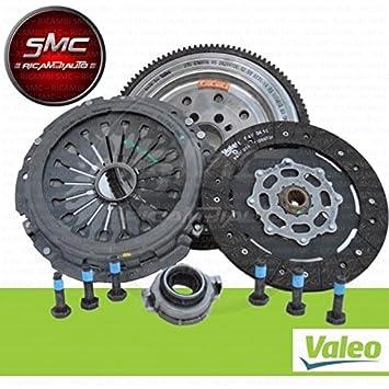 Kit de Embrague + Volante: 4 piezas originales Valeo (cód. 837038) : Amazon.es: Coche y moto