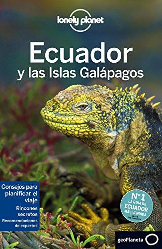 Lonely Planet Ecuador y las islas Galapagos (Travel Guide) (Spanish Edition) [Lonely Planet - Regis St Louis - Greg Benchwick - Michael Grosberg - Luke Waterson] (Tapa Blanda)