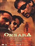 Omkara (New Hindi Film / Bollywood Movie / Indian Cinema / Hindi Film / DVD)