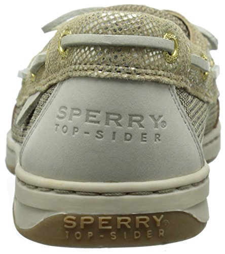 Women's Sider Boat Python Gold Angelfish SPERRY Shoe Top Linen 6Sn5EqqYw