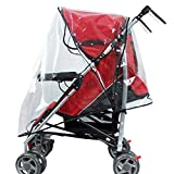 Xianheng Baby Stroller Rain Cover Wind Weather Shield Buggy Transparent Pushchair Rainproof Waterproof Cover