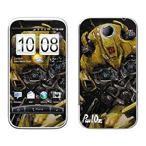 B 0070-0058-0014 cerdáceo Diabloskinz Skin para HTC Sensation XL