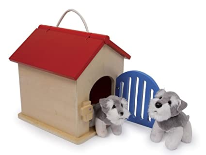 Legler Small Foot Design 6115 Play Dog House