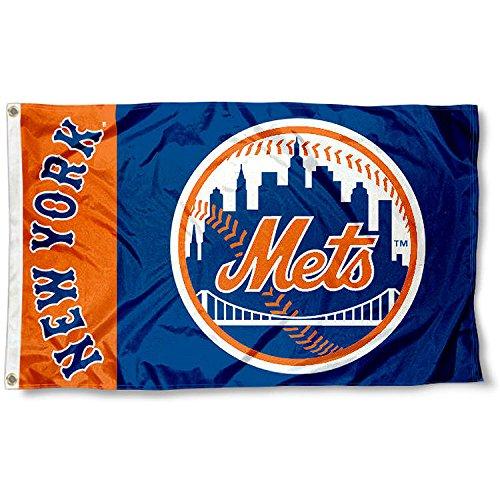 new york ny mets flag