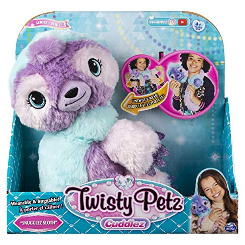 Twisty Petz Cuddlez are the latest toys for girls in 2019