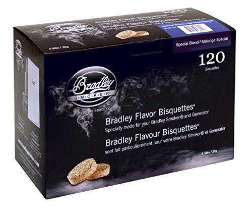 Bradley Smoker Special Blend 120 pack