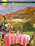 Everyday Blessings by Jillian Hart front cover