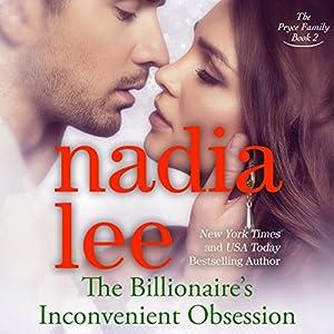 The Billionaire's Inconvenient Obsession Audiobook