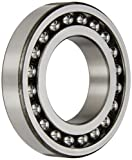 SKF 1213 EKTN9/C3 Double Row Self-Aligning Bearing, Tapered Bore, ABEC 1 Precision, Open, Plastic Cage, C3 Clearance, Metric, 65mm Bore, 120mm OD, 23mm Width