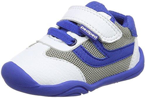 PediPed Cliff, Zapatillas de running Niños Blanco (White Blue)