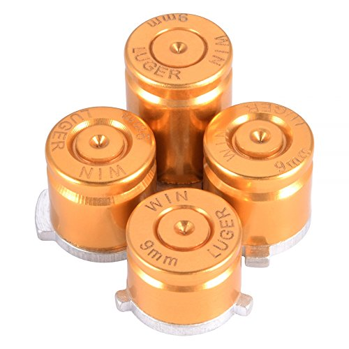 xbox one bullet buttons gold - 5
