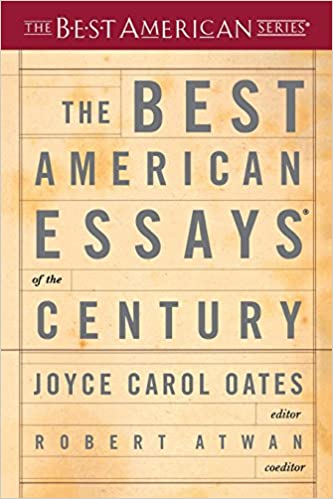 Amazon the best american essays of the century robert atwan