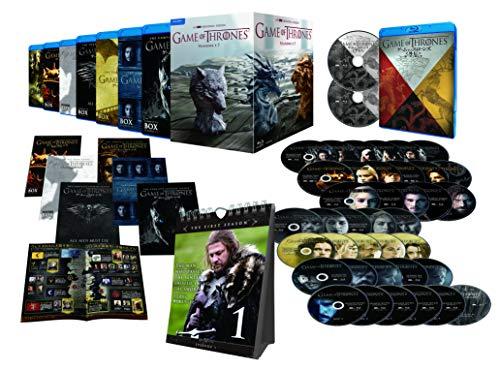 ゲーム・オブ・スローンズ 第一章-第七章 ブルーレイ・ボックス [初回限定生産版]の商品画像