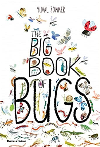 Image result for the big book of bugs yuval zommer