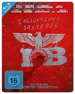 Inglourious Basterds - Steelbook [Alemania] [Blu-ray]