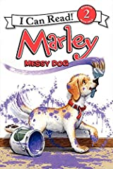 Marley: Messy Dog (I Can Read Level 2) (English Edition) eBook Kindle