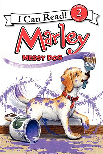Amazon marley messy dog i can read level 2 ebook john marley messy dog i can read level 2 by grogan john fandeluxe Images